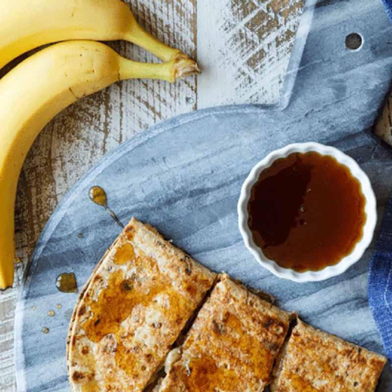 Photo of Banana walnut French toast by WW
