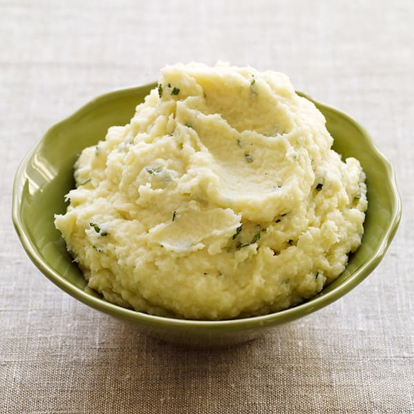 Photo of Sage and garlic-infused parsnip puree by WW