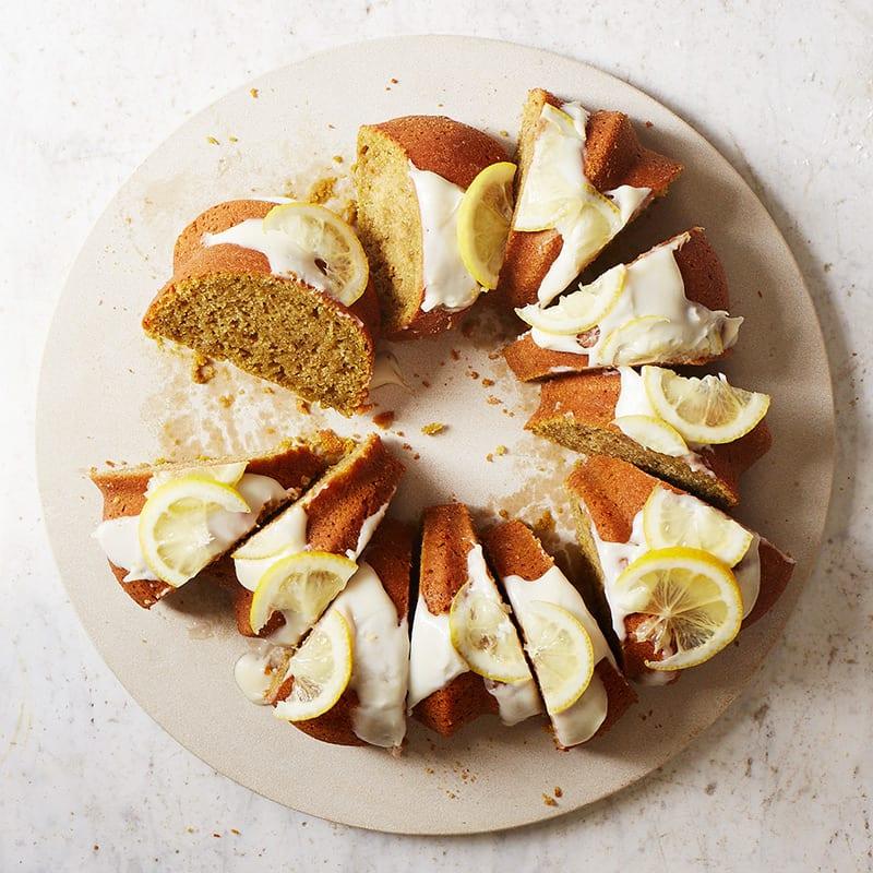 Photo de Gâteau Bundt au citron et au babeurre par WW