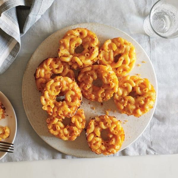 Photo de Beignes à saveur de macaroni au fromage par WW