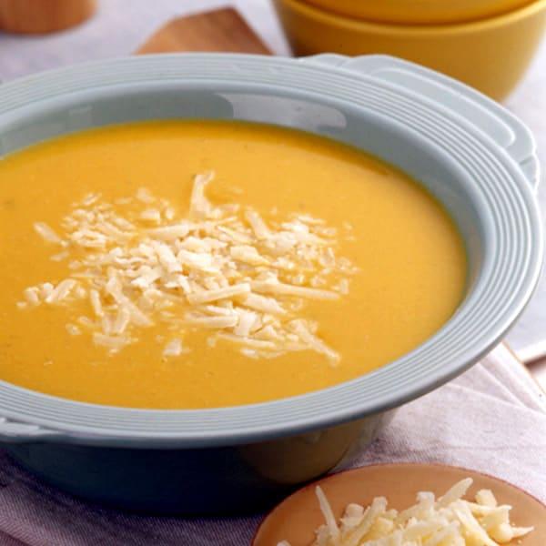 Photo of Tuscan pumpkin-white bean soup by WW