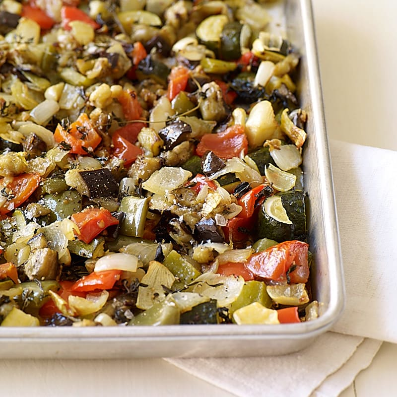 Photo of Oven-Roasted Ratatouille by WW