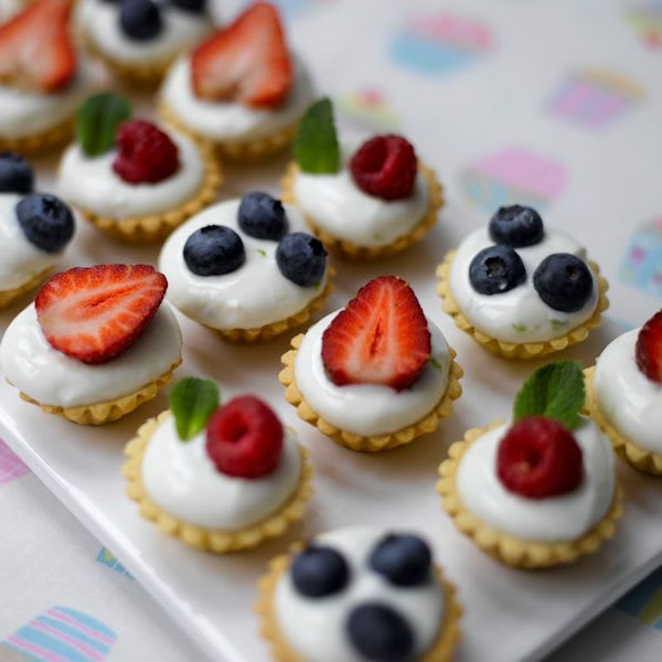Photo of Fresh fruit tartlets by WW