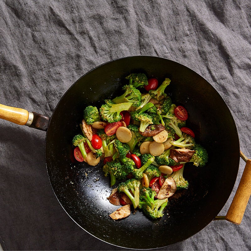 Photo of Classic mixed vegetable stir-fry by WW