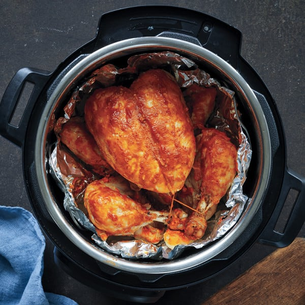 Photo of Spiced-up rotisserie-style chicken by WW