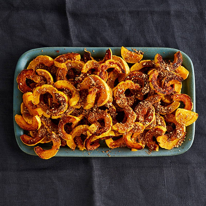 Photo of Roasted Delicata Squash with Egyptian Dukkah by WW