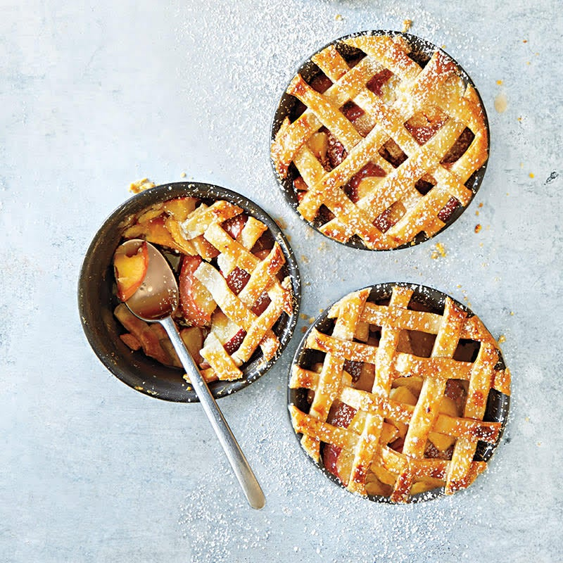 Photo of Apple-ginger mini pies by WW