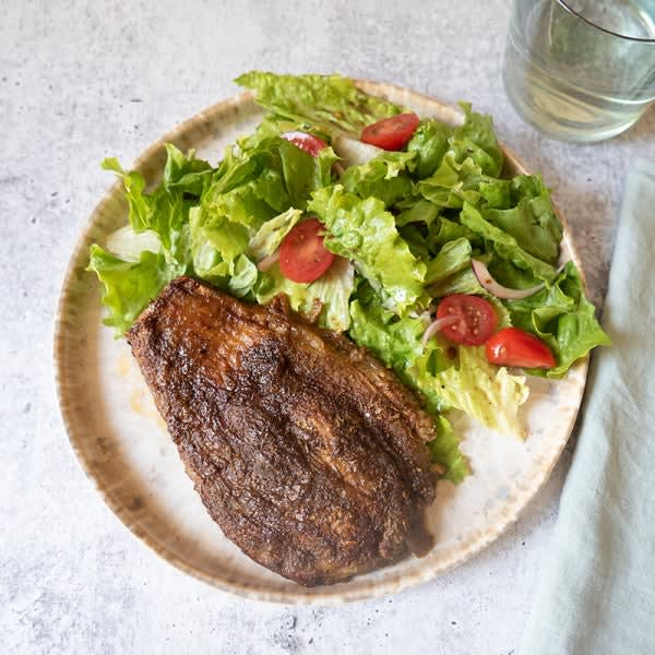 Photo of Spice-crusted eggplant steaks by WW