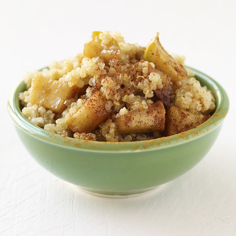 Photo of Quinoa and apple breakfast cereal by WW