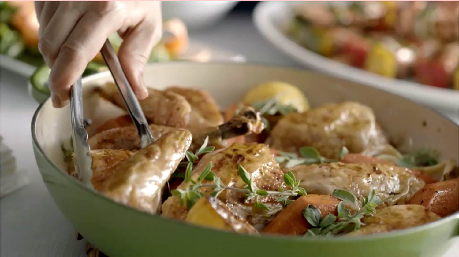 Photo of Citrus and Root Veggie Chicken with Oregano by WW