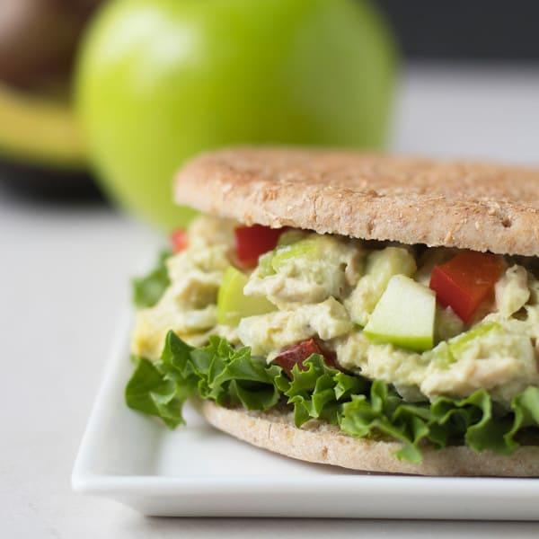 Photo de Sandwich estival à la salade de thon par WW