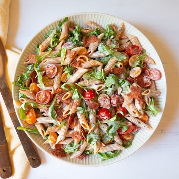 Photo de Salade de pâtes BLT par WW