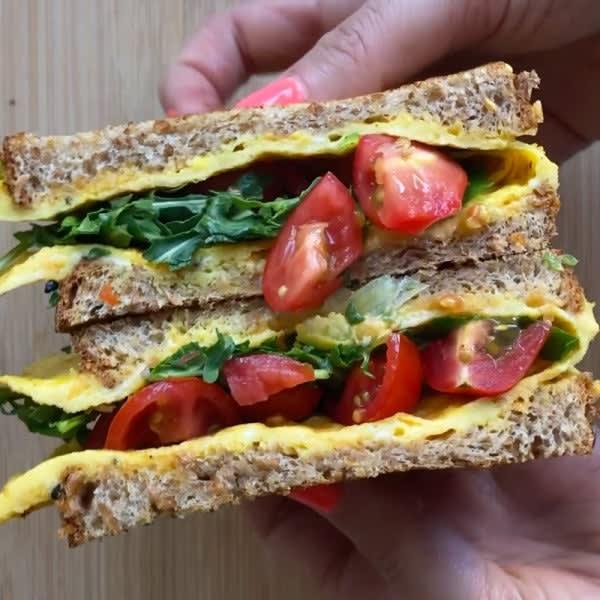 Photo of Skillet breakfast sandwich hack by WW
