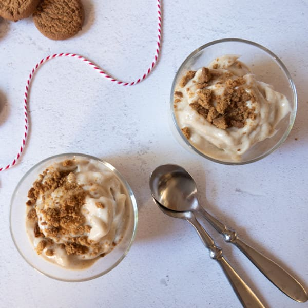 Photo of Gingerbread nice cream by WW