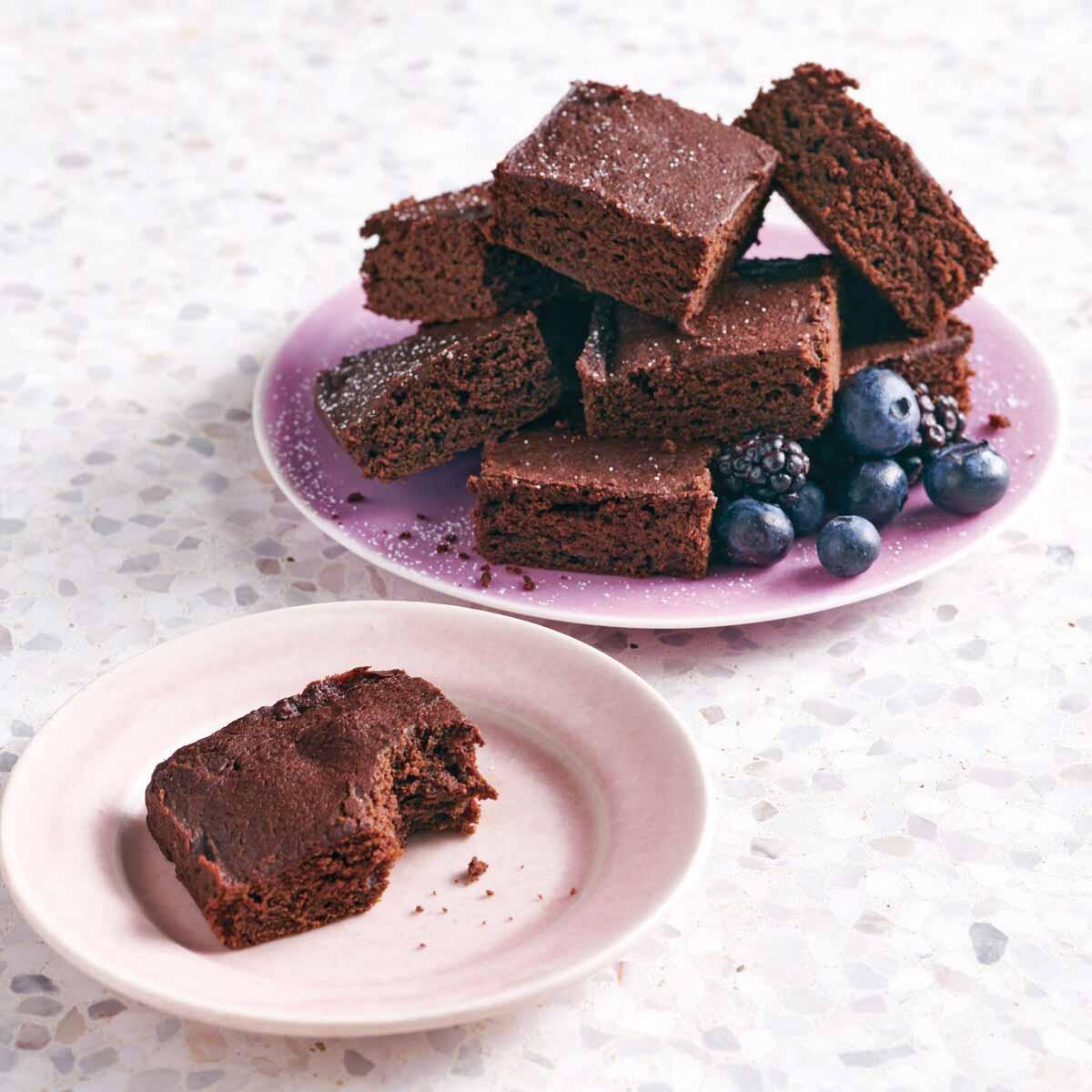 Photo de Brownies à la courge musquée par WW