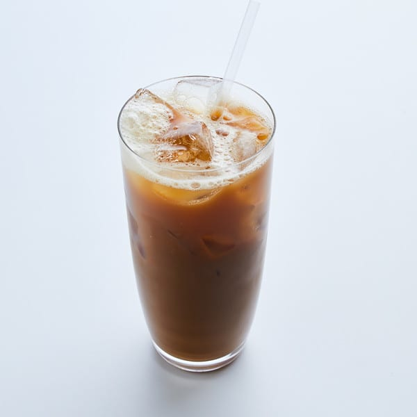 Photo of Iced coffee-chocolate egg cream by WW