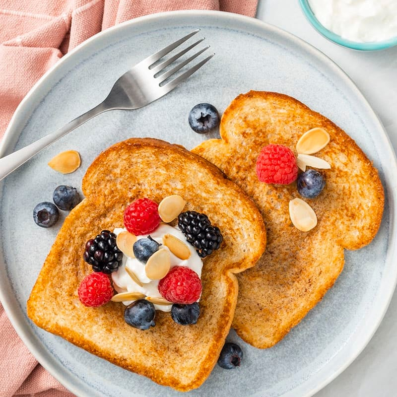 Photo of Healthy French toast by WW
