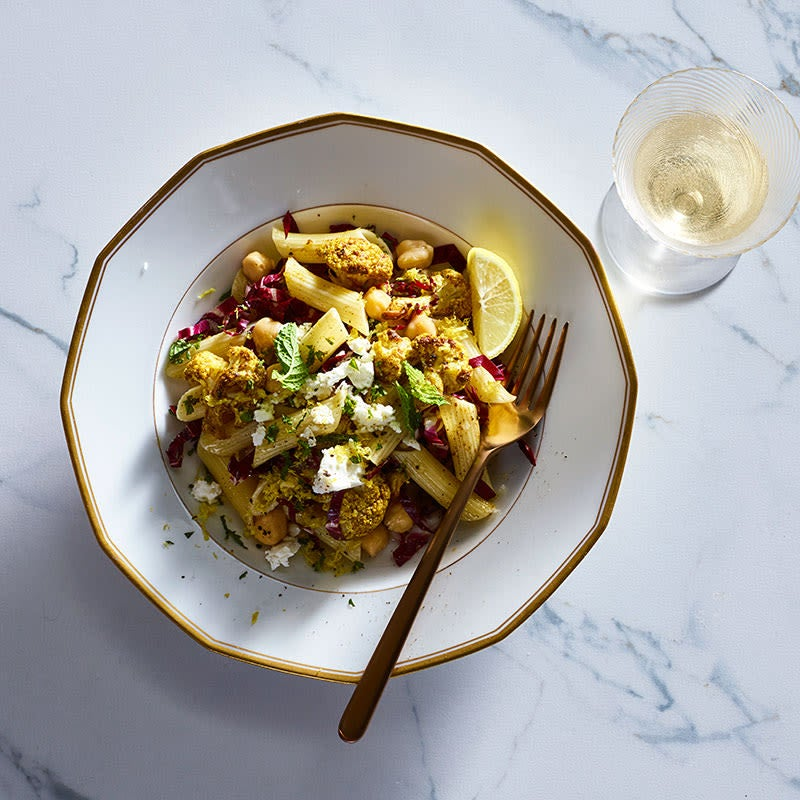 Photo of Penne with Moroccan-spiced cauliflower by WW