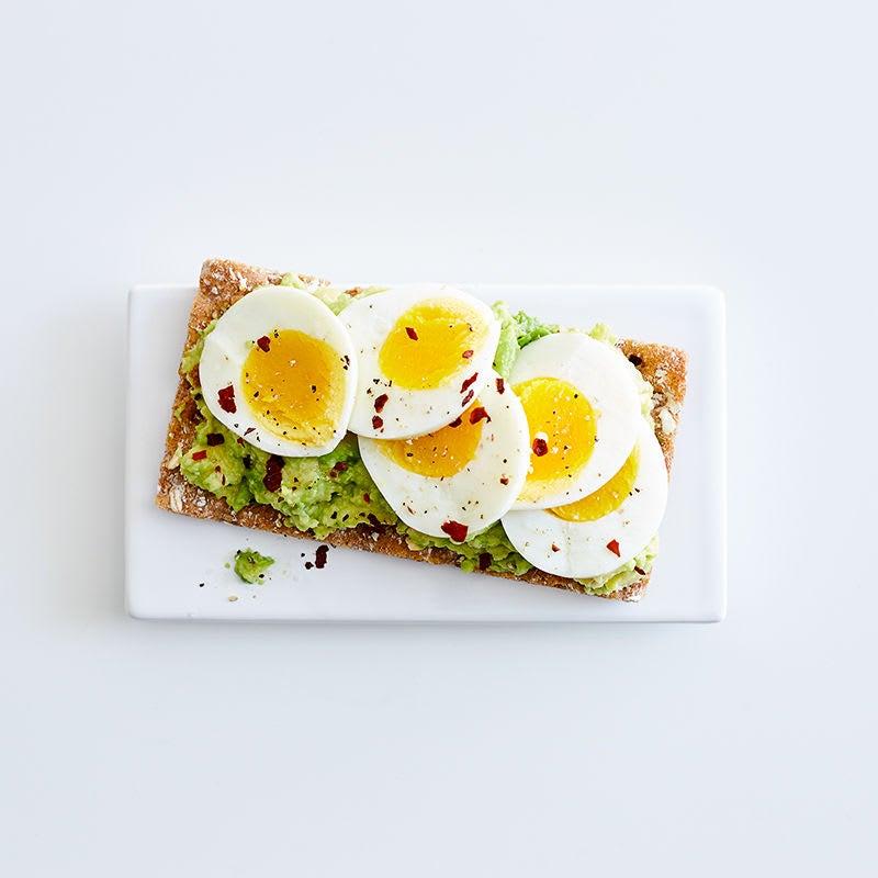 Photo of Avocado and Egg Crisp by WW