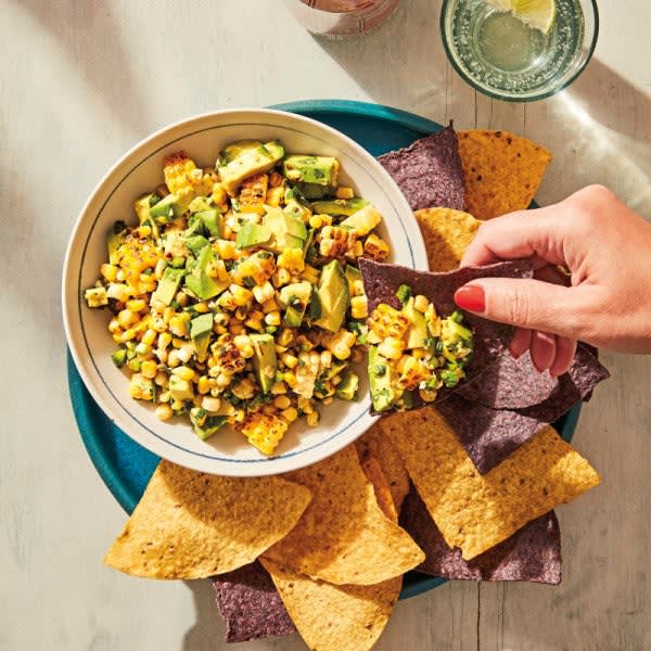 Photo of Grilled Corn and Avocado Salsa by WW