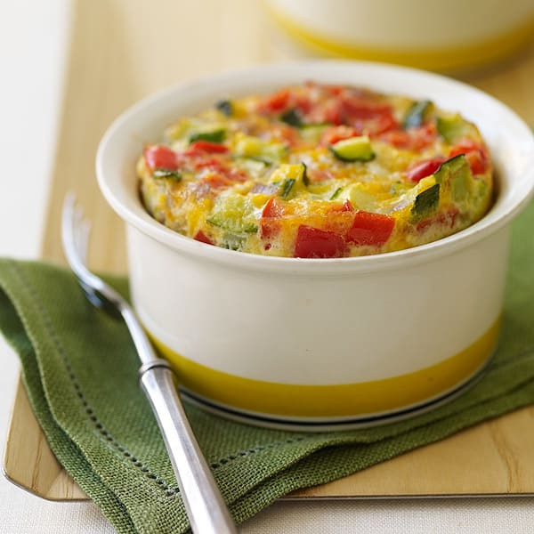 Photo de Petit-déjeuner plats végétariens par WW
