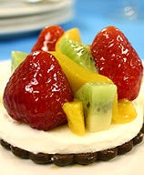 Photo of Ice cream sandwich fruit tart by WW