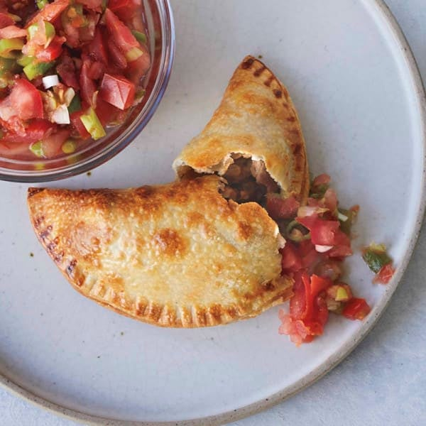 Photo of Colombian beef and potato empanadas by WW