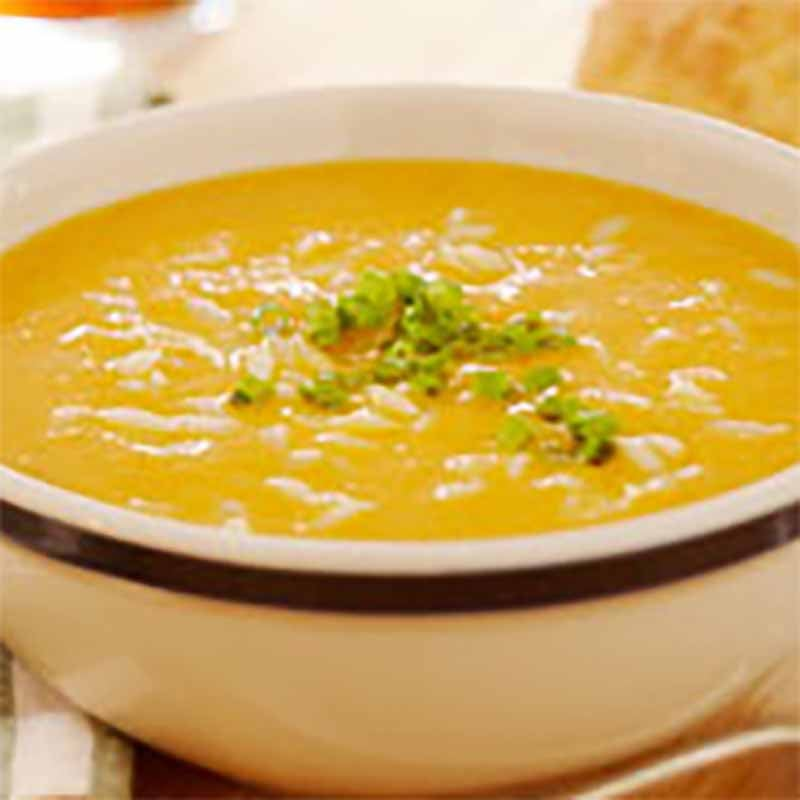 Photo of Roasted vegetable soup by WW