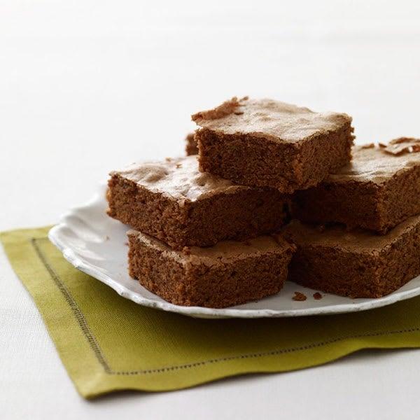 Photo de Brownies aux haricots noirs par WW