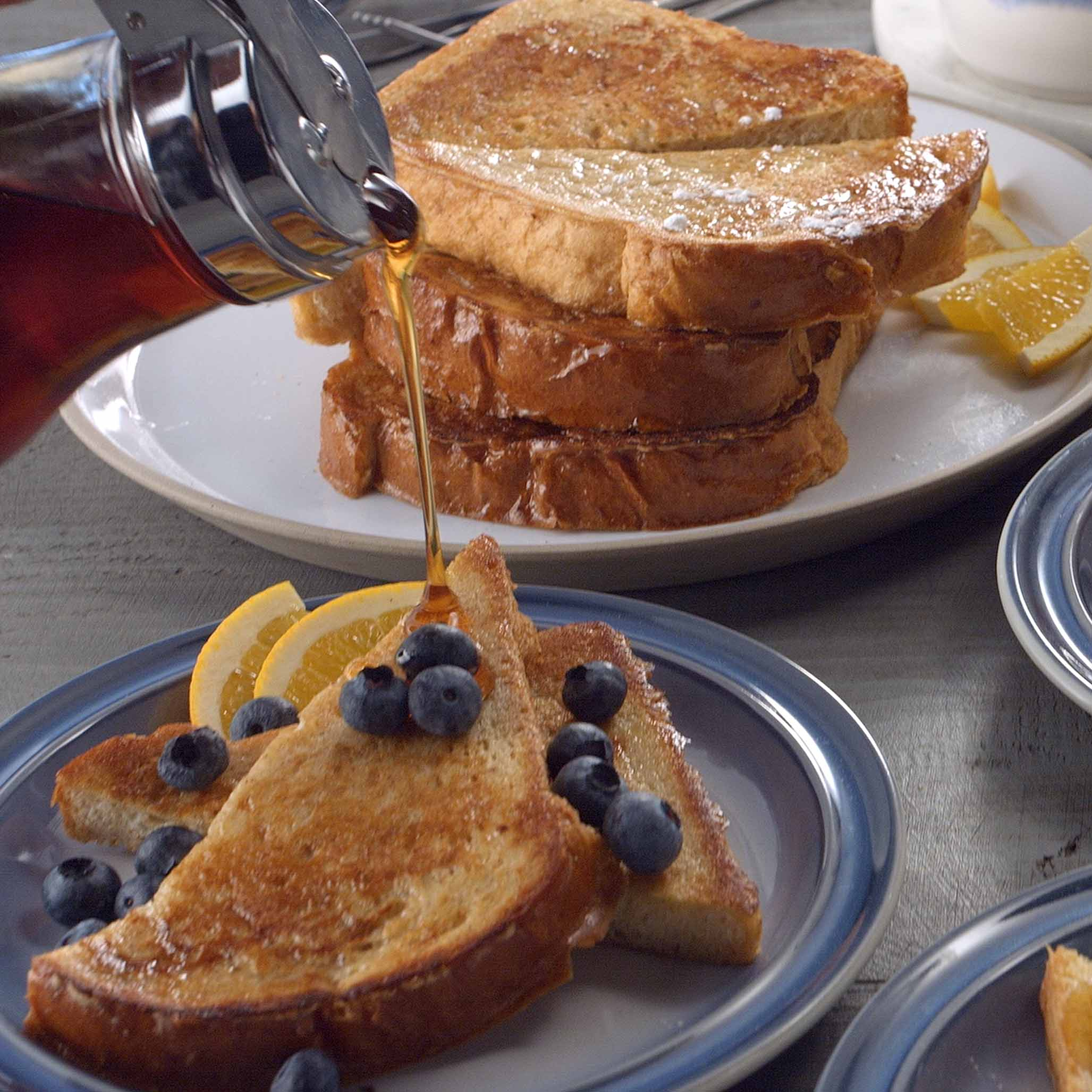 Photo of Eggnog French toast by WW