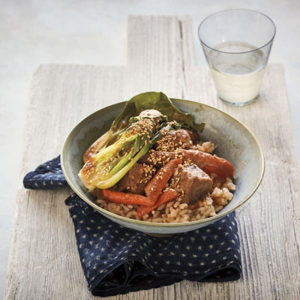 Photo of Korean beef stew by WW