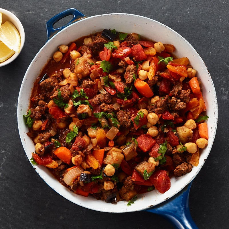 Photo of Quick Beef Tagine by WW