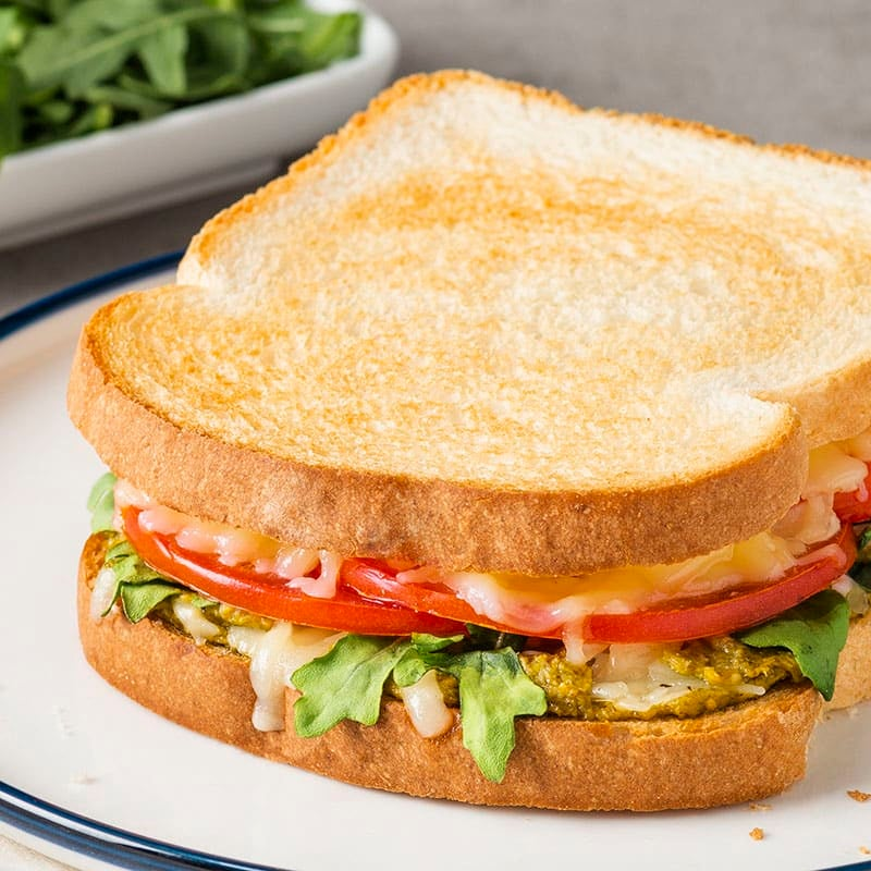 Photo de Sandwich caprese au four par WW