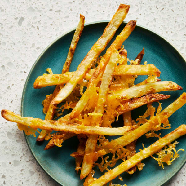 Photo of Cheddar fries by WW