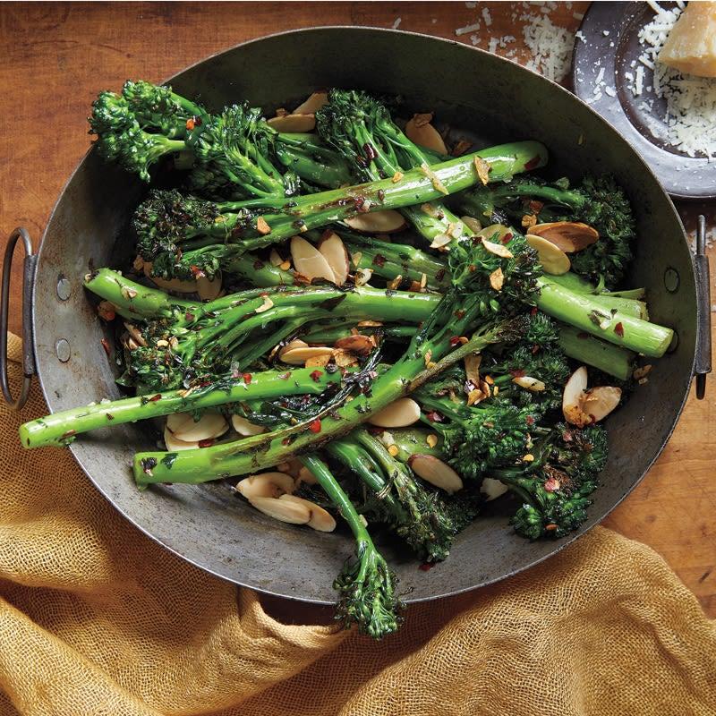 Photo de Broccolini rôti au parmesan par WW
