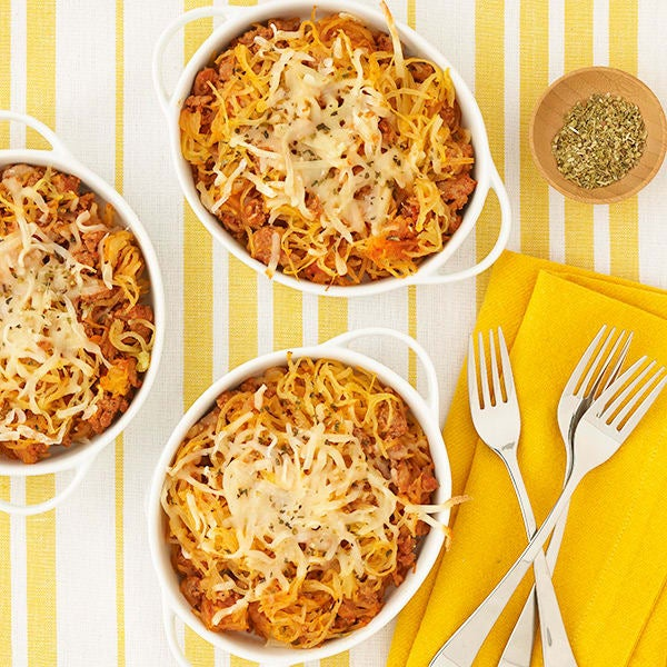 Photo of Baked spaghetti squash by WW