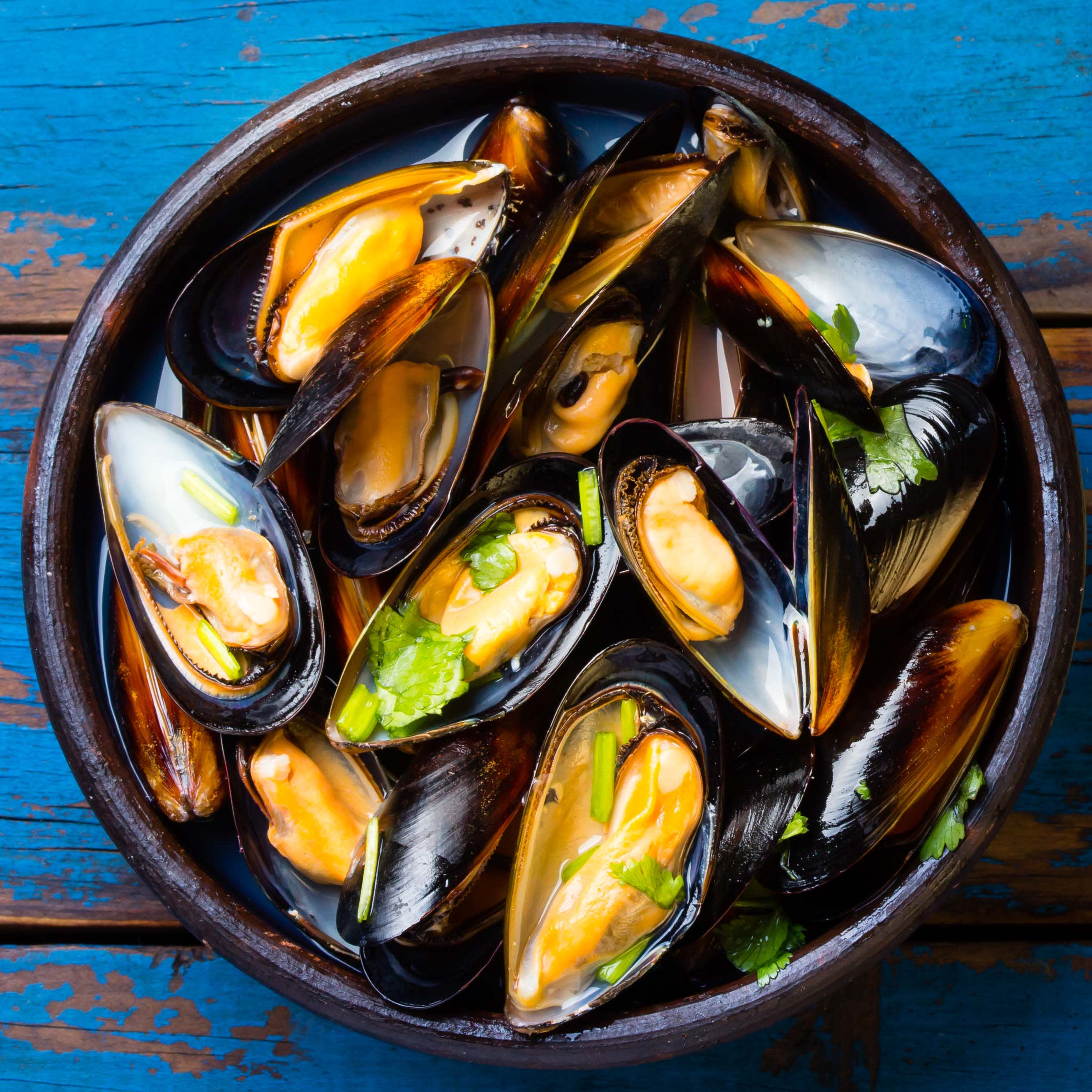 Photo of P.E.I. Mussels in Tomato Broth by WW