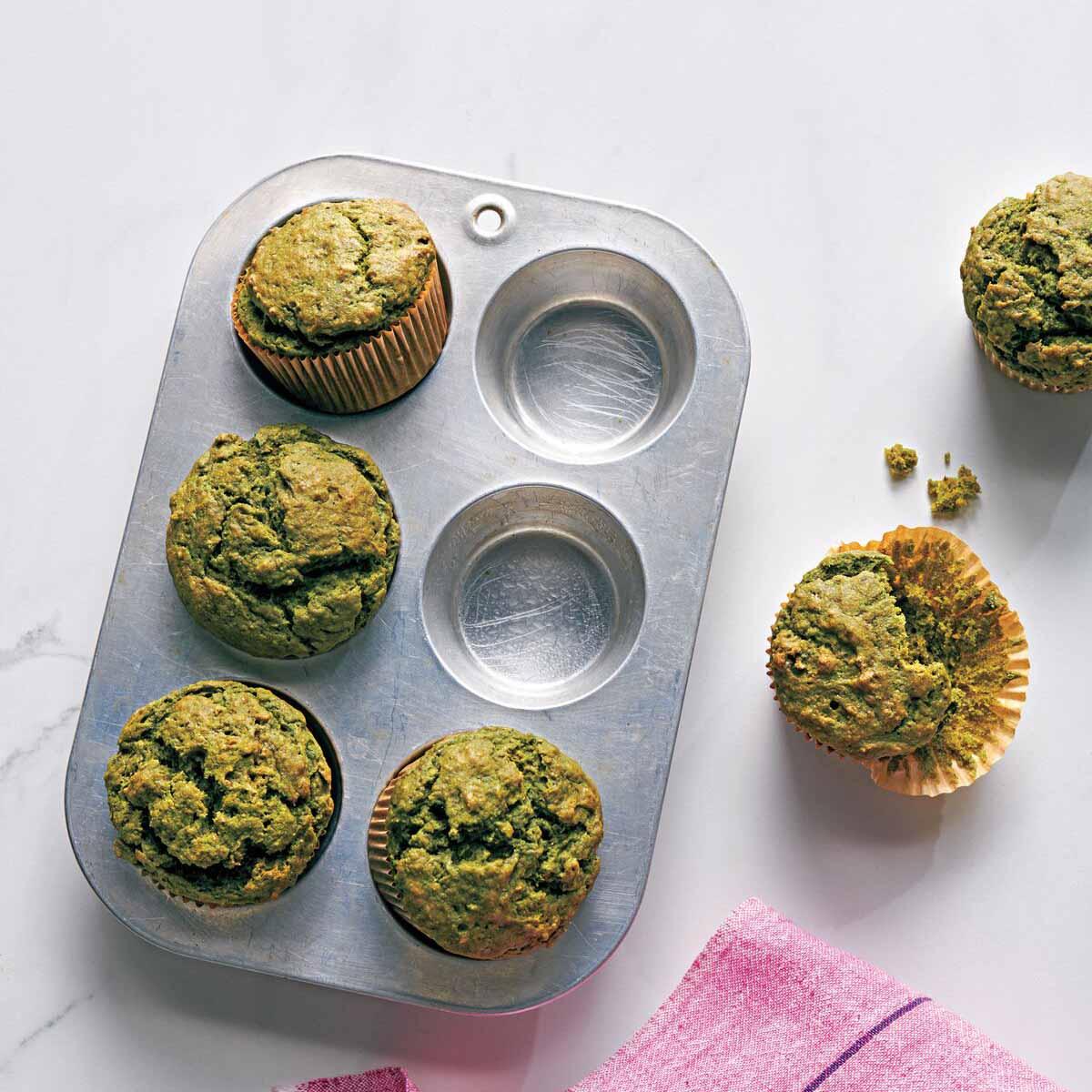 Photo de Muffins-déjeuner vitaminés par WW