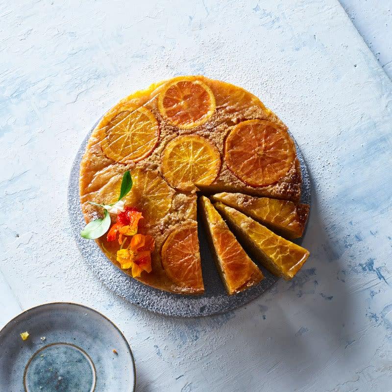 Photo de Gâteau renversé à l'orange par WW