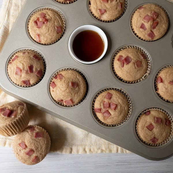 Photo of Canadian bacon pancake muffins by WW