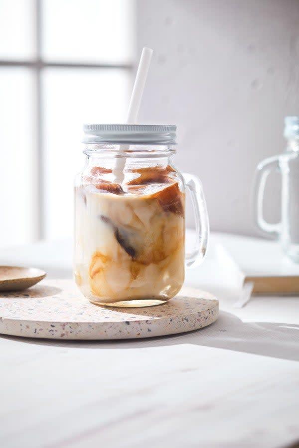 Photo de Café glacé au caramel par WW