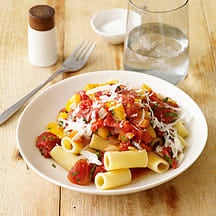Photo of Rigatoni with  Sweet Bell Peppers by WW