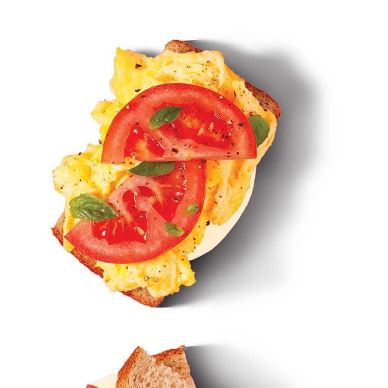 Photo of Scrambled egg sandwich by WW