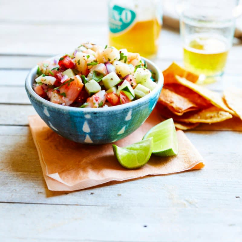 Photo of Shrimp ceviche by WW