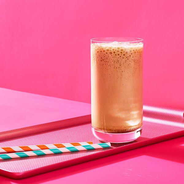 Photo de Barbotine à la crème glacée et au café par WW