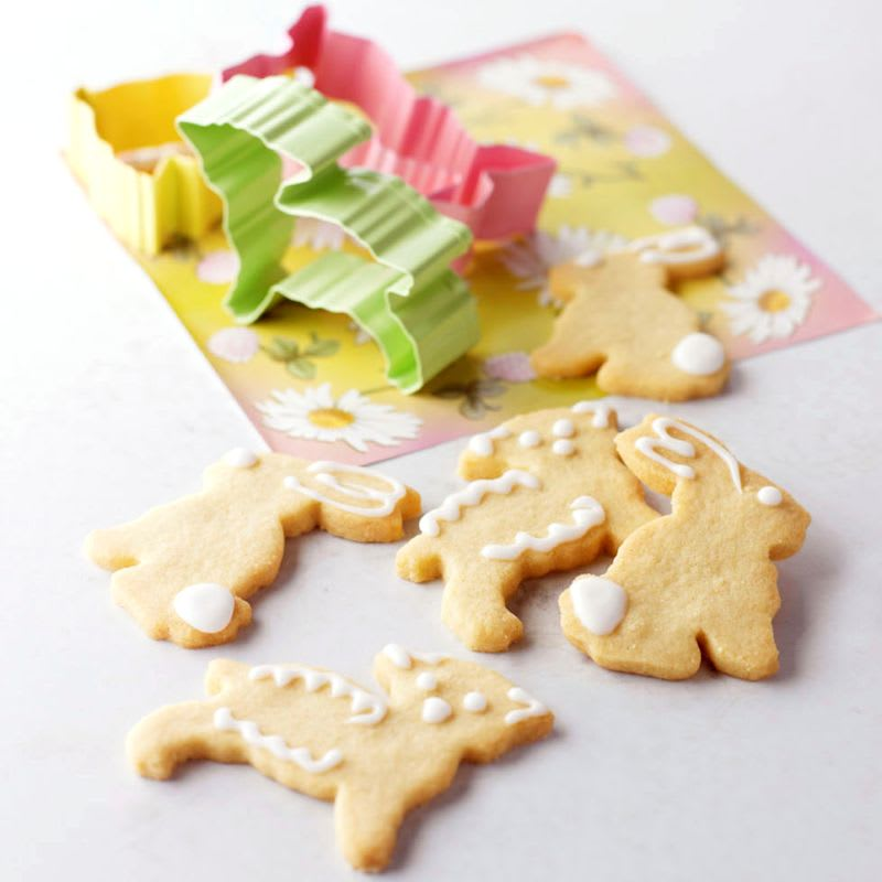 Photo of Iced Easter cookies by WW