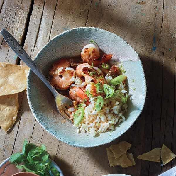 Photo of Tequila-lime shrimp by WW
