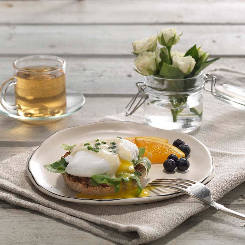 Photo of Light eggs benedict by WW