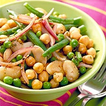 Photo of Three bean summer salad by WW