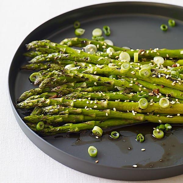 Photo of Sesame asparagus by WW